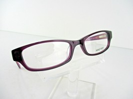 Nine West NW 5133 (521) Crystal Purple  53 x 17 135 mm  Eyeglass Frames - $58.87