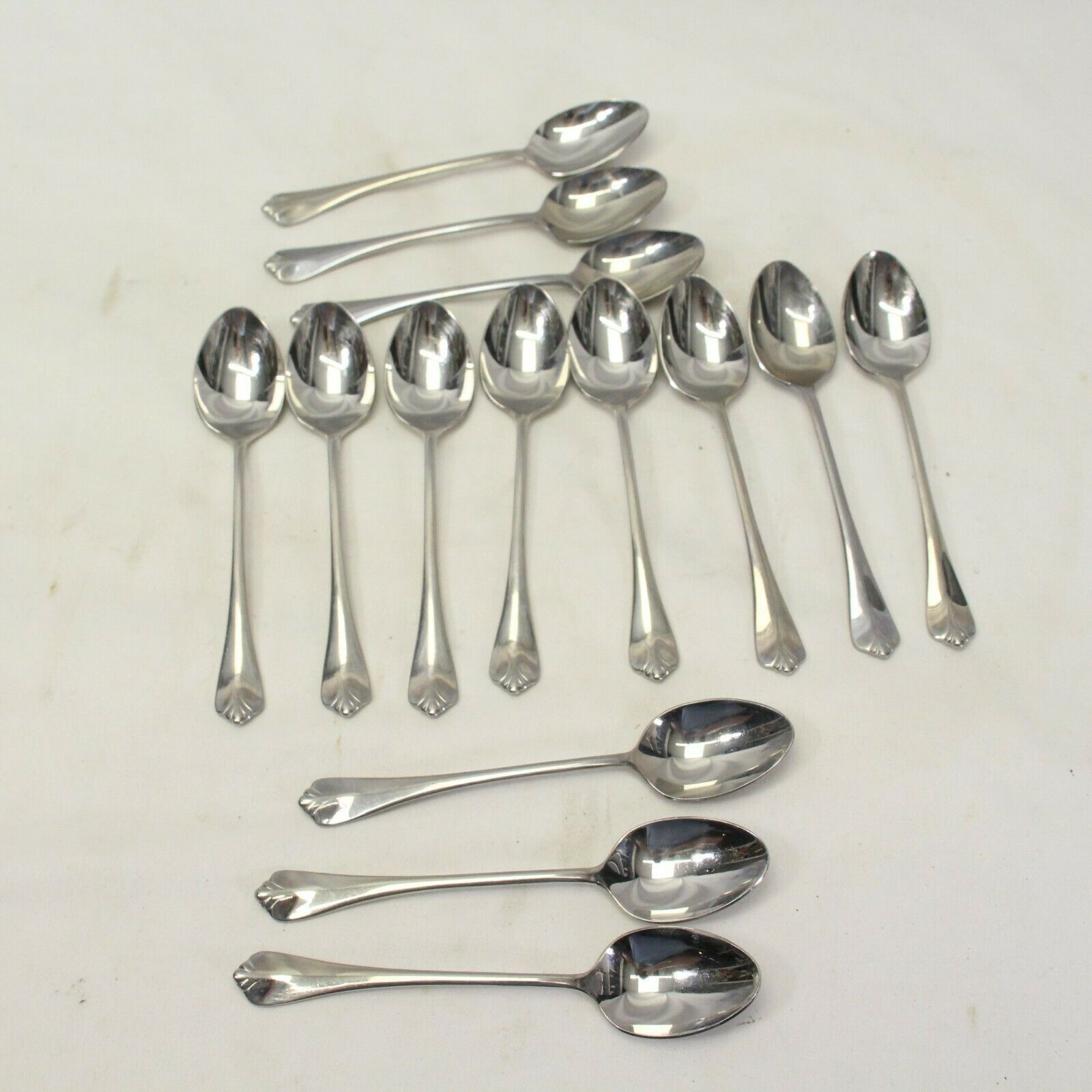"Primary image for International Park Hill 18 8 Teaspoons 6.125"" Lot of 14"