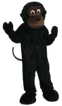 Adult's Monkey Mascot Costume - £75.01 GBP