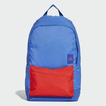 Adidas Classic Backpack Rucksack Work Travel Gym School Bag CG0514 - Blu... - $31.37