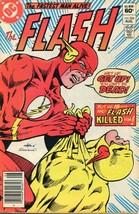 Flash #324 VG+ 1983 DC Comic Book - $32.00