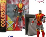 "Colossus Action Figure Marvel Select Comic Heroes Xmen Mutants Kids Toy 8"" Tall"