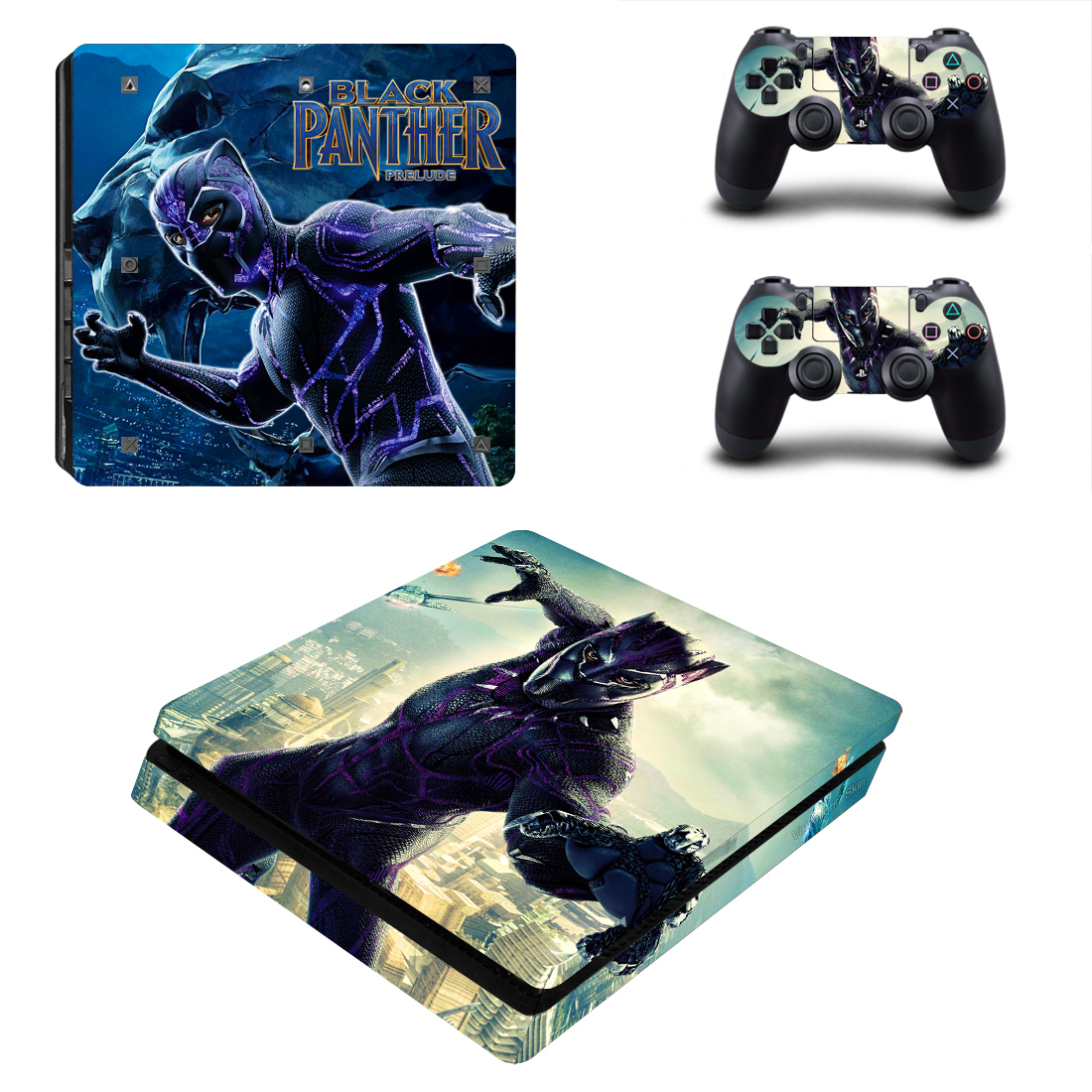 Regular Ps4 Console Controllers Skin Spider Man Marvel Comic Cosplay Vinyl Decal Video Game Accessories Video Games & Consoles