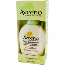 Aveeno, Active Naturals, Clear Complexion, Daily Moisturizer, 4 fl oz (1... - $30.18