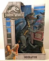 NEW Jurassic World Fallen Kingdom INDORAPTOR Action Figure 2018 Villain ... - $37.62