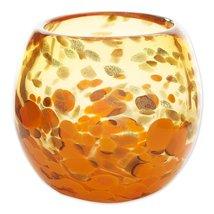 Orange Bowl Vase - $32.20