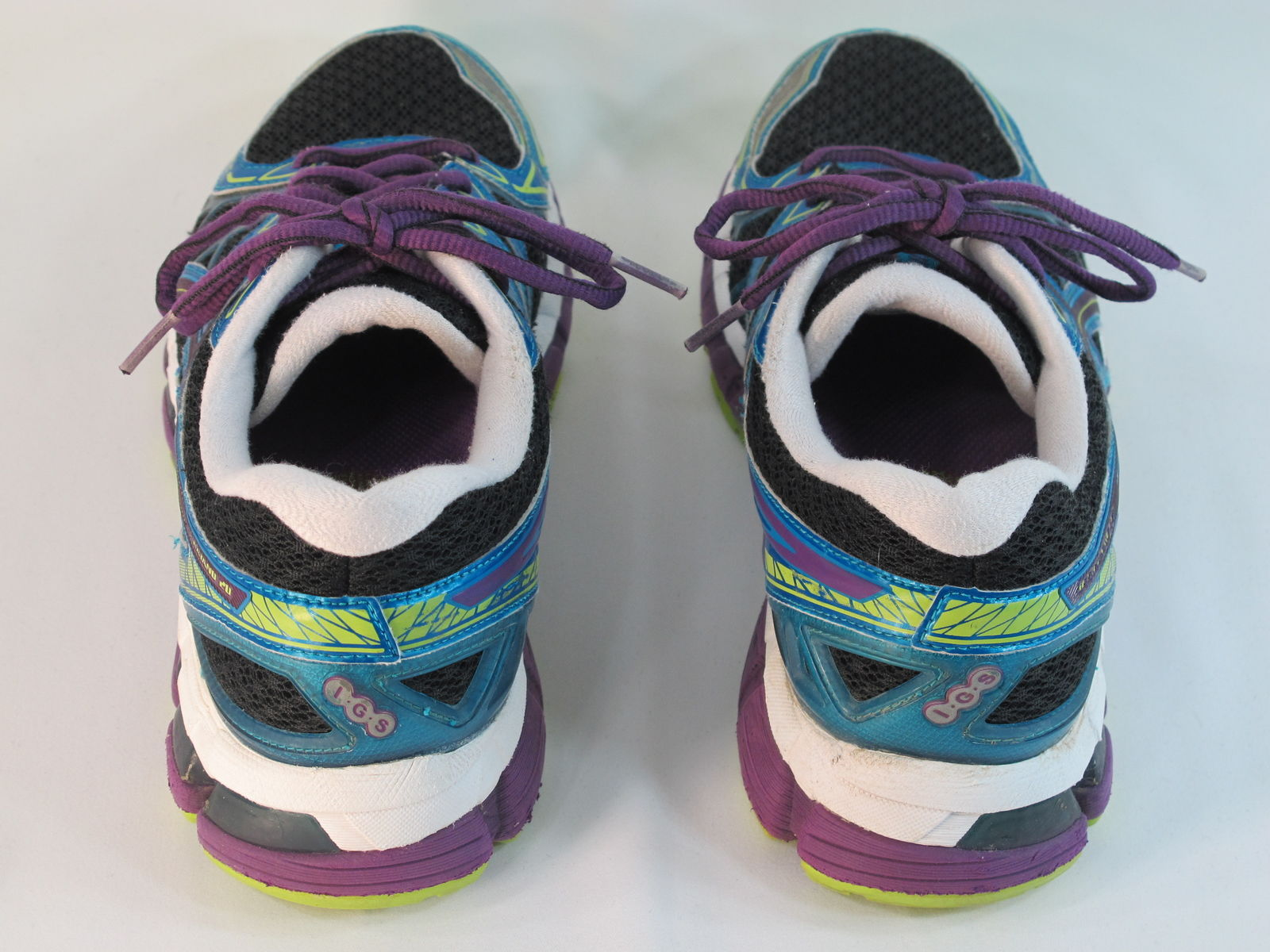 ASICS Gel Kayano 20 Running Shoes Women's Size 8.5 US Excellent Plus Condition