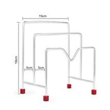 2 3 Tier Cutting Board Holder Kitchen Organizer Rack Storage Cover Stand... - $32.95 CAD