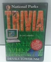 National Parks Trivia Featuring Devils Tower Pc game by Copernicus Softw... - $23.89