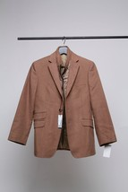 DKNY Cotton Sport Coat Taupe Size 14R - $74.24