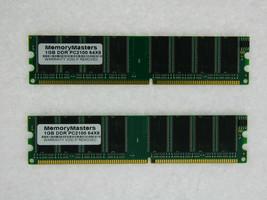 2GB (2X1GB) MEMORY FOR EPOX EP 8KDA3 PRO 8KDA3J 8KDA7I 8KMM 8KMM3 8KMM5I