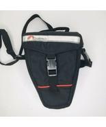 Lowepro Black Padded Triangle Camera & Lense Case Shoulder Bag - $19.34