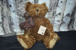 """Vintage BOYDS Collectible Mohair Bear True blue numbered teddy bear 18"""" - $24.98"""