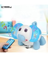Baby Kids Smart Toy LED Light - Blue Elephant - $130.31