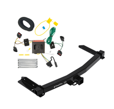 Trailer Tow Hitch For 11-13 Dodge Durango All Styles Receiver w/ Wiring ... - $208.10