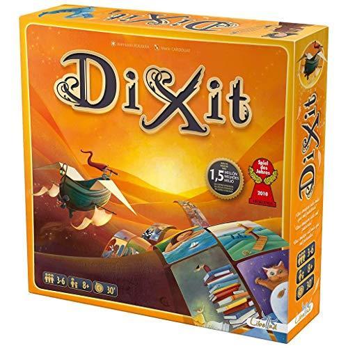 Asmodee Dixit Board Game Standard