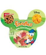 Disney's Donald Duck Snack Apple Slices Label Green - $3.00