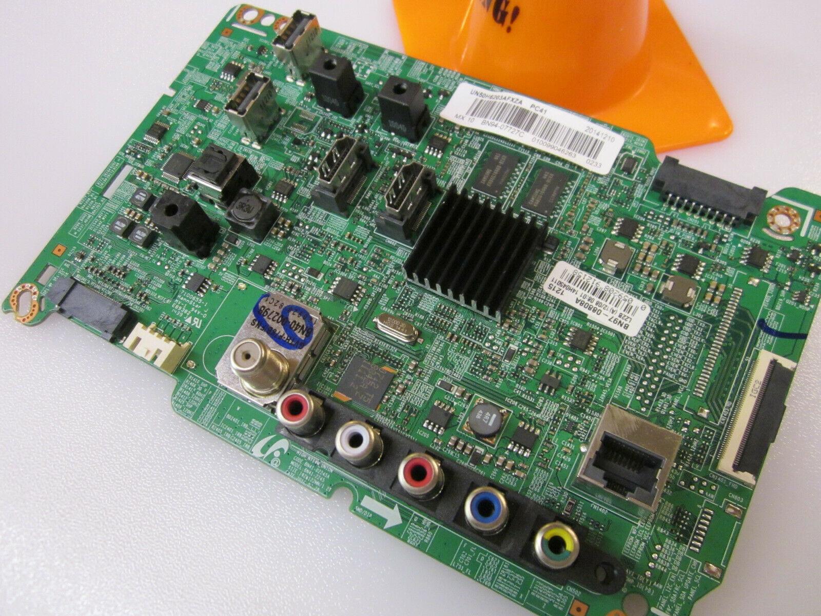 Samsung BN94-07727C Main Board for UN50H6203AFXZA [See List]