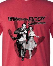 Invasion of the Body Snatchers t-shirt vintage science fiction horror movie tee image 1