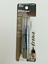 Maybelline Brow Drama Sculpting Brow Mascara #255 Soft Brown 0.23 oz NEW - $9.99