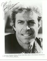 James Franciscus (d. 1991) Signed Autographed Glossy 8x10 Photo - $49.99