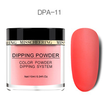 Matte Color Manicure Powder Nail Dipping Powder Nail Art Decorations  11 image 5