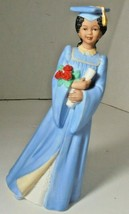 Enesco African American Black Girl Graduate Graduation Porcelain Figurin... - $24.18