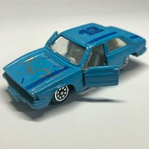 1:64  Car #12  Diecast Metal Miniature Model Toy Car  Collectible Blue  - $4.92