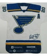 St Louis Blues Hockey Alexander Steen #20 Jersey Rally Towel - £5.61 GBP