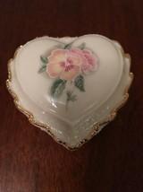 HERITAGE HOUSE CELEBRATION OF LOVE TRINKET BOX - $6.50