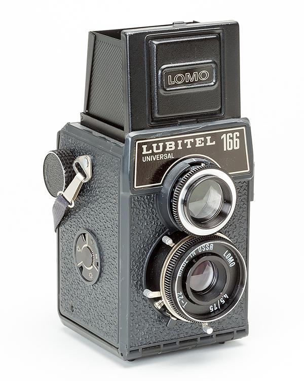 Lubitel 166 twin lens camera 1