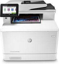 HP Color LaserJet Pro Multifunction M479fdw Wireless Laser Printer with One-Year - $597.80