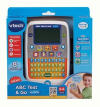 Open box VTech ABC Text and Go Motion Educational Toy, Orange - €15,11 EUR