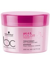 Schwarzkopf Professional Bonacure pH 4.5 Color Freeze Treatment 6.8oz