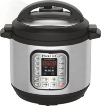Instant Pot Ip-Duo80 7-In-1 Programmable Electric Pressure Cooker 8 Qt Q... - $230.48