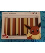Pokemon Center Limited Nintendo 3DS LL Size Eevee Edition F/S New Rare Item - $398.98