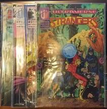 1993 Malibu Comics ULTRAVERSE THE STRANGERS Vol... - $8.00