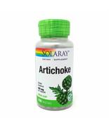 Artichoke Leaves by Solaray 100 Veg Capsules 405 mg - $12.99