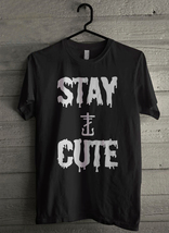 Stay cute - Custom Men's T-Shirt (3593) - $19.13+