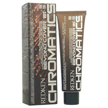 Redken Chromatics Beyond Cover Hair Color 5Cr 5.46 Copper Red Unisex ODS2  - $13.27