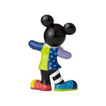 """10.5"""" High Disney Britto Mickey Mouse 90th Anniversary Figurine Multicolor image 2"""
