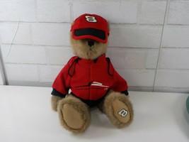 Dale Earnhardt Jr Boyds Teddy Bear Stuffed Animal #8 NASCAR Race Car Driver - $15.95