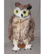 Harry Potter Warner Brothers The Making of Studio Tour LONDON Owl Plush ... - $25.33