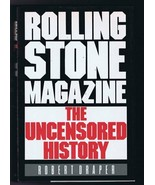 VINTAGE 1990 Rolling Stone Magazine Uncensored History 1st Print Hardcov... - $49.49