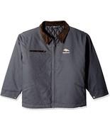 NFL Denver Broncos Tradesman Canvas Quilt Lined Jacket, Navy, Medium - $21.99