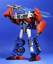 Transformers Optimus Prime TFP  Action Figure Toy Christmas Gift - $62.99