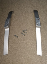 New Hitachi 55R7 Stand Base Feet with Screws TV - $29.99