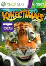 Microsoft Kinectimals - Complete Product. KINECTIMALS FOR XBOX 360 NTSC ... - $6.49