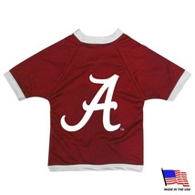 Alabama Crimson Tide Athletic Mesh Pet Jersey - Small - $22.15