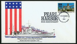 Pearl Harbor 50th Anniversary, Sequoia/Peninsula SC-1, **ANY 4=FREE SHIP... - $2.00